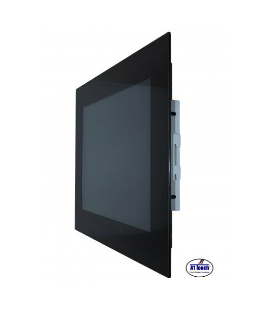 15 Quot Pcap In Muur Montage Touch Monitor A1touch Solution Bv