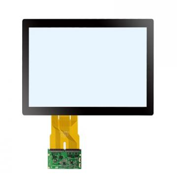 projected capacitive touchscreen sensor