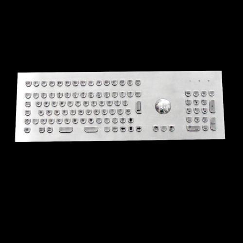 Stainless steel keyboard- RVS toetsenbord