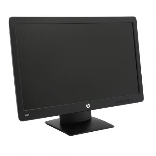 touchscreen monitor front