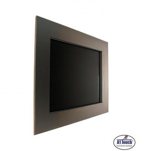 panel stainless steel AOD touchscreen  - RVS paneel aod touchsceen