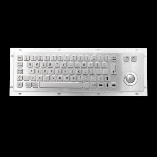 Stainless steel keyboard- RVS toetsenbord