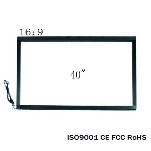 40 inch infrared touchscreen