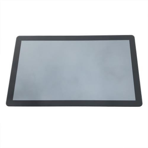 "31.5"" panel mount pcap touchscreen monitor front"