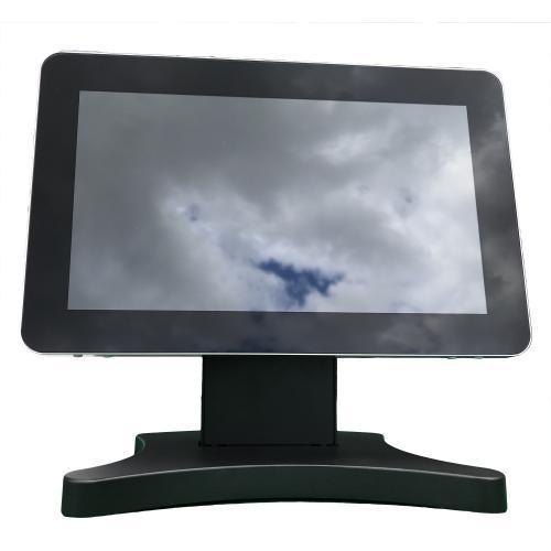 touchscreen monitor desktop 13.3 inch front