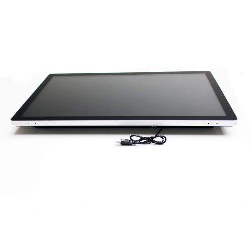 23.8 inch pcap touchscreen monitor front