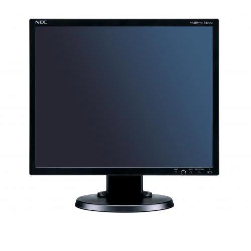 19 inch display voorzijde