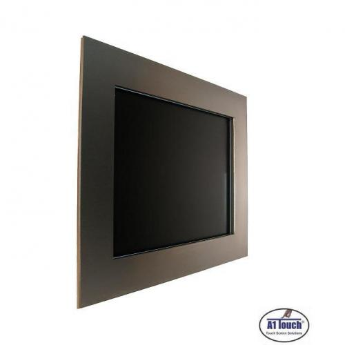 panel stainless steel AOD touchscreen  - RVS paneel aod touchsceen
