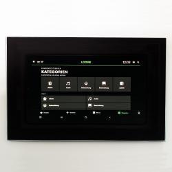 10.5 inch pcap touchscreen systeem voorkant