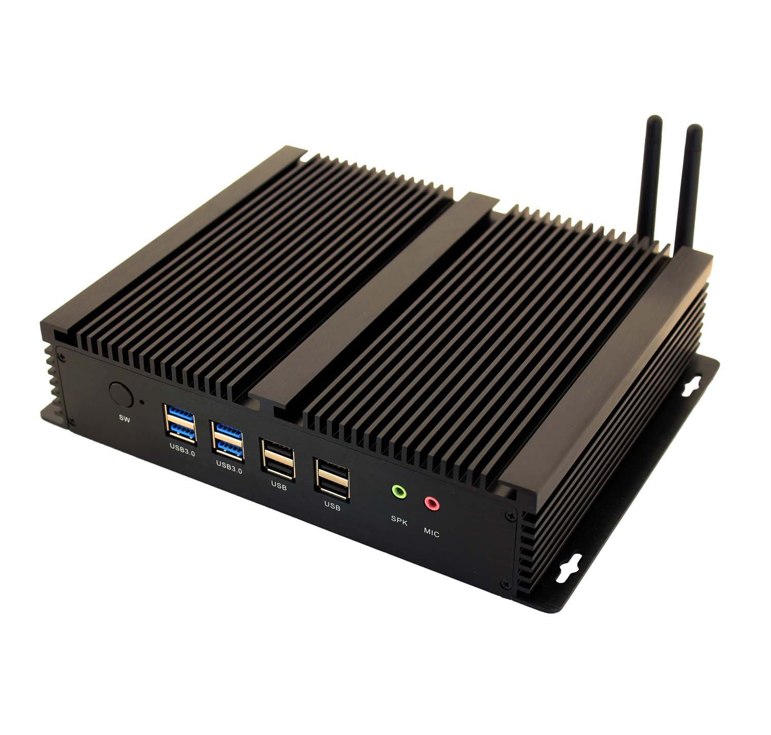 a1touch v1 i3 i7 passive cooled mini pc a1touch. Black Bedroom Furniture Sets. Home Design Ideas