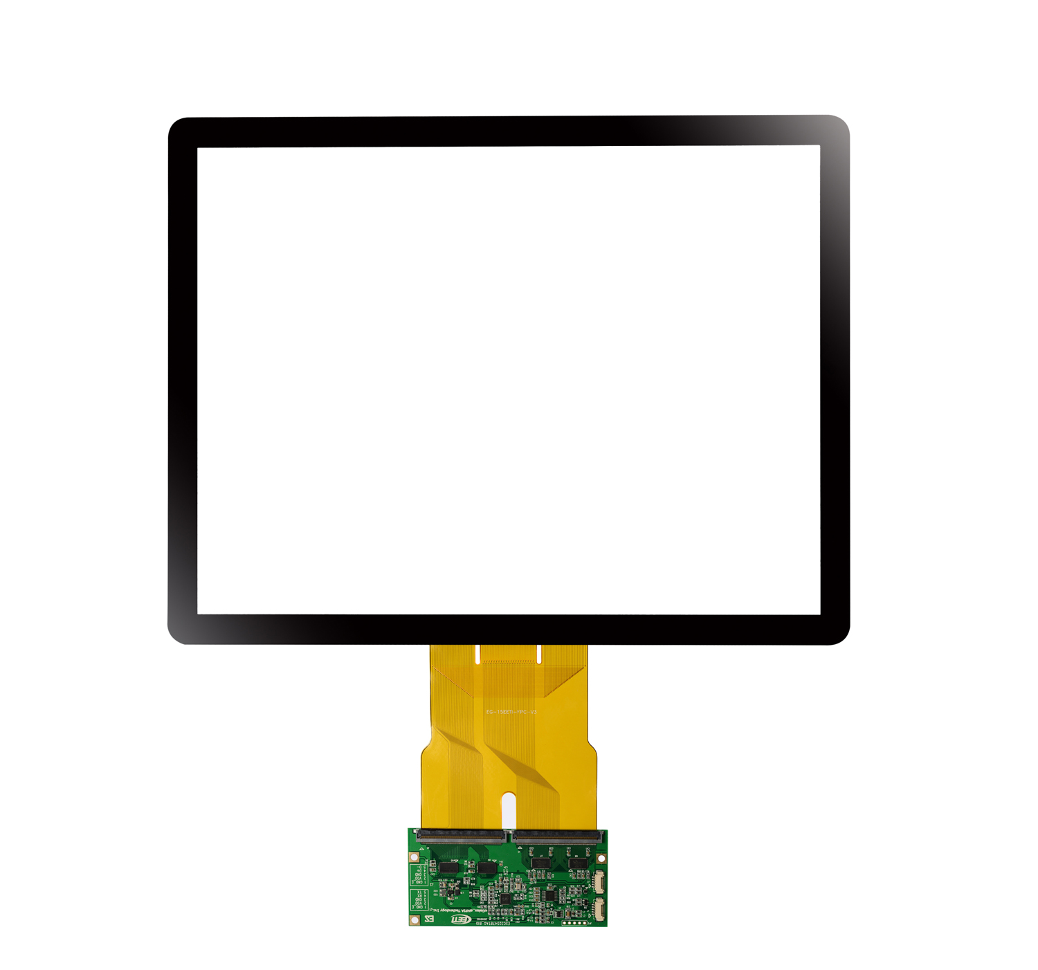 PCAP built in touchscreens